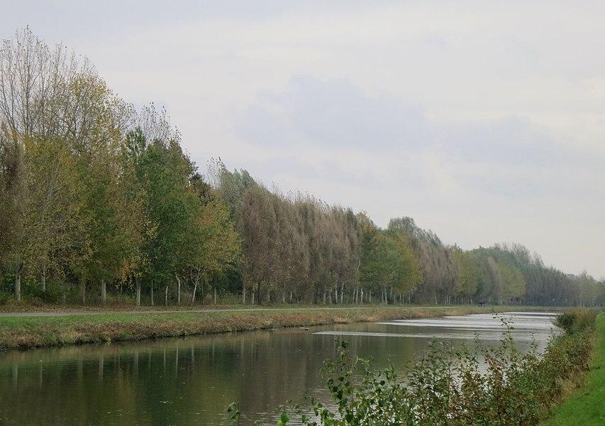 Muizen (Kanaal Leuven - Mechelen.)
