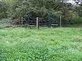 Multi mounting block at Strood Green - geograph.org.uk - 1548380.jpg