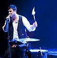 Mumford & Sons - Teatro Romano, Verona - 2 luglio 2012 (7498928982).jpg