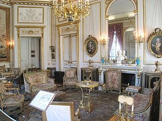 Musée Nissim de Camondo - Grand Salon, Musée Nissim de Camondo