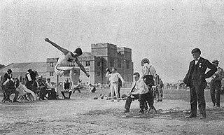 Athletics at the 1904 Summer Olympics – Mens long jump Athletics at the Olympics