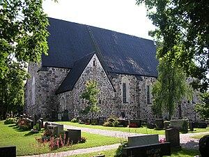 Mynämäki - Mynämäki Church