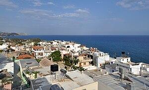Myrtos - Myrtos: general view