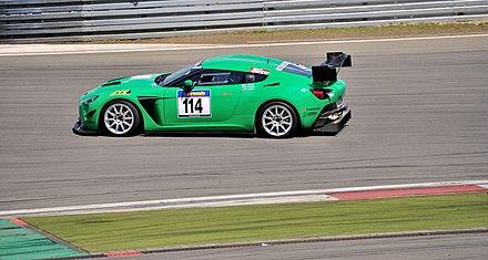 Aston Martin V12 Zagato Wikiwand