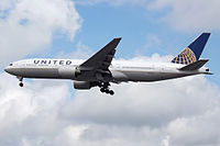 N221UA - B772 - United Airlines