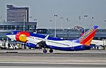 "N230WN Southwest Airlines 2006 Boeing 737-7H4 (cn 34592-1868) ""Colorado One"" (8244101196).jpg"