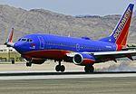 N248WN Southwest Airlines 2006 Boeing 737-7H4 (cn 32509-2000) (5731444040).jpg