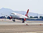 "N846VA Virgin America Airbus A320-214 C-N 4894 ""glitter girl"" (7274430092).jpg"