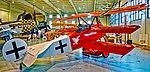 N900TP Fokker Dr.I Triplane C N 001TP (2003 Replica) (29454162517).jpg