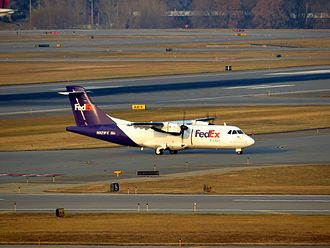 Empire Airlines - Empire ATR 42 in FedEx Feeder livery