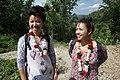 NEWAH WASH water project site visit in Puware Shikhar, Udayapur District, Nepal. (10710912193).jpg