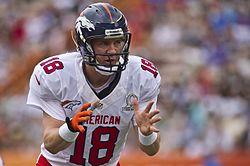 peyton manning broncos. Manning At The 2013 Pro Bowl Peyton Manning Broncos