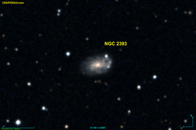 Image illustrative de l'article NGC 2393