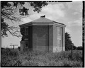 NORTHWEST SIDES - Henry L. Russell House, Route 6, West Grove Township, Bloomfield, Davis County, IA HABS IOWA,26-BLOFI,1-5.tif