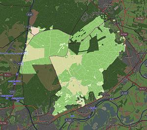 Veluwezoom National Park - Image: NP Veluwe Zoom