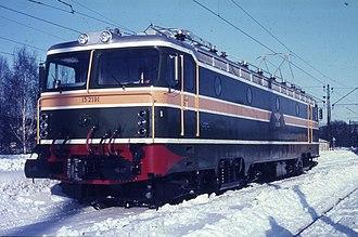 NSB El 15 - NSB El 15.2191 in 1967