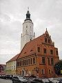 Namysłów, ratusz, 1374-1378, XV.JPG