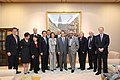 Nancy Pelosi and Members of Congressional Delegation Meet Japan's House Speaker Machimura April 2015.jpg