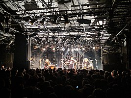 Napalm Death on 6 March 2019 in Tokyo, Japan.jpg