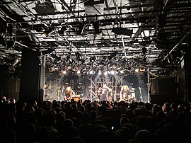 Napalm Death in Tokio, 2019