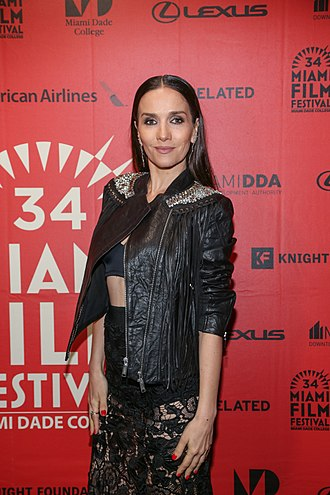 Natalia Oreiro - Oreiro at the 2017 Miami International Film Festival showing of I'm Gilda