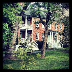 Nathan VanMitre House.JPG