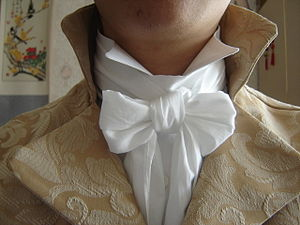Cravat - Image: Neckcloth