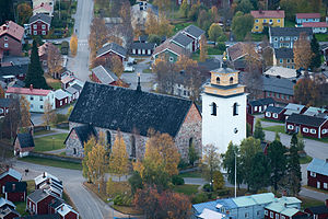 Luleå - The Gammelstad church