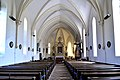 Nef de l'église Saint-Pierre et Saint-Paul de Bréel.jpg