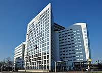 Netherlands, The Hague, International Criminal Court.JPG