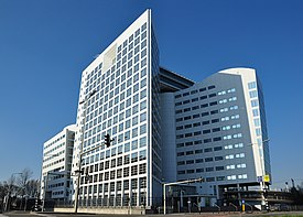 Netherlands, The Hague, International Criminal Court
