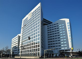 Eurojust - The former Eurojust building in The Hague, formerly the interim HQ of the ICC