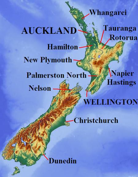 Hope, New Zealand