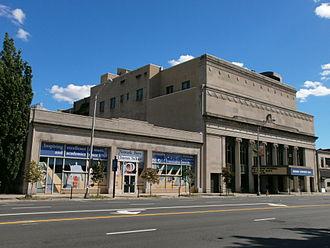Newark Symphony Hall - Symphony Hall and Boys Chorus School