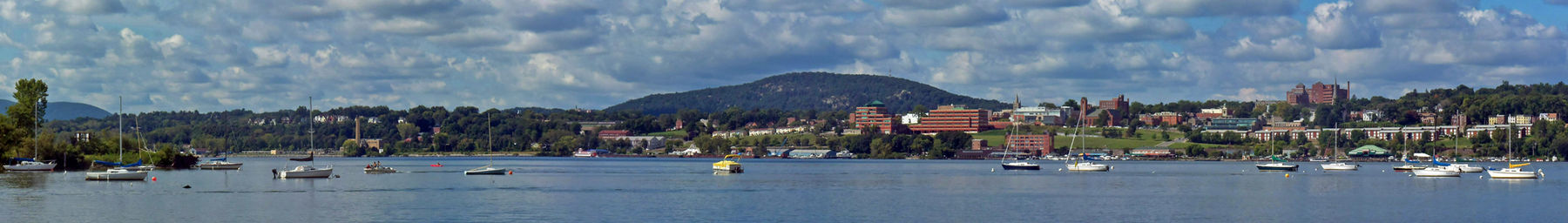 Newburgh and Snake Hill panorama from across Hudson River in Beacon, NY wikivoyage banner.jpg