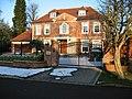 Newish house, Golf Side, Cheam (geograph 2815662).jpg