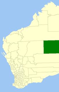 Shire of Ngaanyatjarraku Local government area in Western Australia