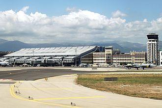 Nice Côte d'Azur Airport - Terminal 1