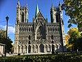 Nidarosdomen Trondheim Norge.jpg