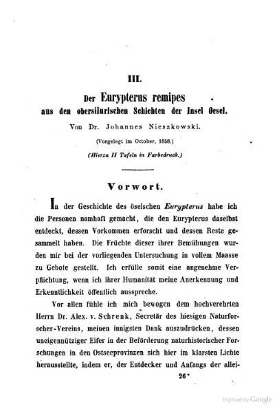 File:Nieszkowski Eurypterus remipes.djvu
