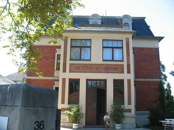 Nietzsche Archives in Weimar.JPG