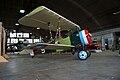 Nieuport 27 RSideLow Restoration NMUSAF 25Sep09 (14598441054).jpg
