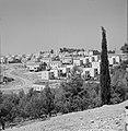Nieuwbouwwoningen in de vlakte van Jezreel bij Safad (Safed) met op de voorgrond, Bestanddeelnr 255-4037.jpg