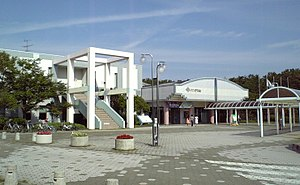 新潟市水族館(マリンピア日本海)