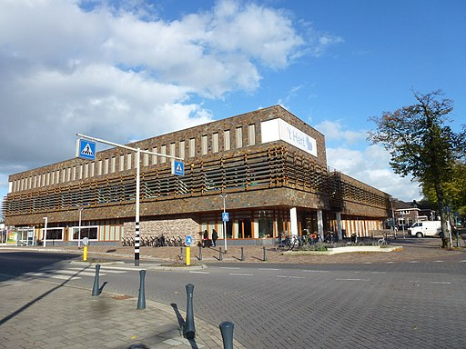 Nijmegen wijkgebouw 't Hert, Willemsweg