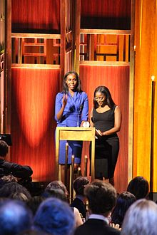 Nima Elbagir and Isha Sesay, May 2015.jpg