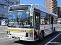 Nippon Chuo Bus at Maebashi Station.jpg