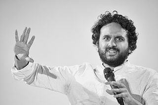 Nish Kumar British stand-up comedian, actor, and radio presenter.