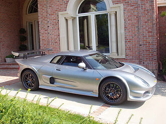 Noble Automotive - Noble M400