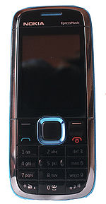 Image illustrative de l'article Nokia 5130 XpressMusic